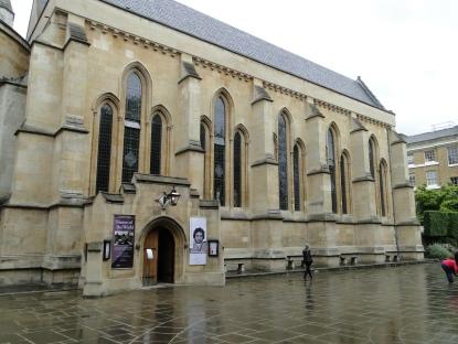 The main church