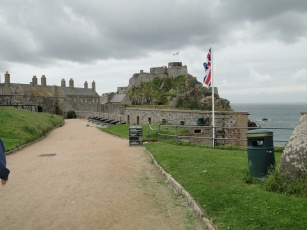 At Elizabeth Castle