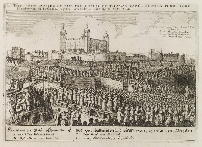 The-true-maner-of-the-execution-of-Thomas-Earle-of-Strafford-Lord-Lieutenant-of-Ireland-upon-Tower-Hill-the-12th-of-May-1
