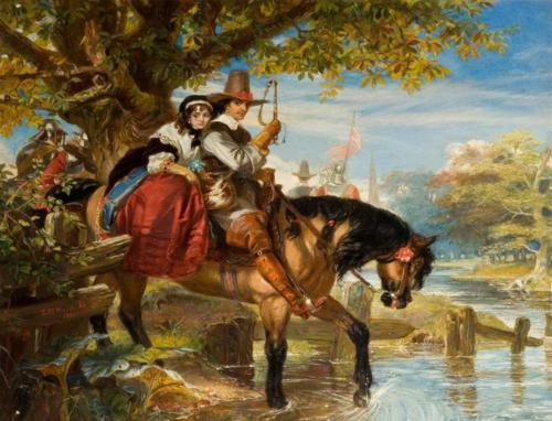 "Breaking News! I Have Proven the True Identity of King Charles II's Groom Named ""RichardLane""!"