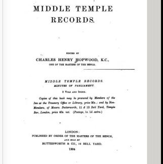 MiddleTempleRecords-Title